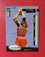 MICHAEL JORDAN 1997-98 U.D. Collector's Choice *YOU CRASH THE GAME* #C30 (GEM)