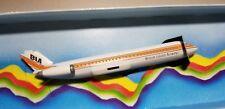 WOOSTER (W118) BRITISH ISLAND AIRWAYS BAC-111 1:200 SCALE PLASTIC SNAPFIT MODEL