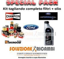 KIT TAGLIANDO FILTRI E OLIO FORD Mondeo III 2.2 TDCi 114KW 155CV 09/04- 08/07