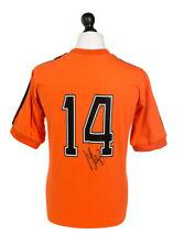 Johan Cruyff Signed Shirt Holland Autograph Dutch Jersey Memorabilia COA