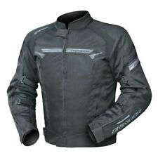 CLEARANCE!!! Dririder Air Ride 4 Sports Touring Vented Mens Jacket Black 3XL