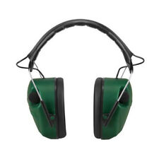 Caldwell E-Max Adjustable Electronic 25 dB Hearing Protection Ear Muffs Green
