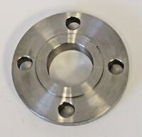 NEW 1-1/2 INCH 150# SLIP ON FLANGE 304 STAINLESS STEEL WELD ASTM A304 / B16.5