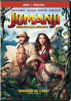 Jumanji: Welcome To The Jungle (DVD New)