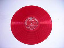 RED VINYL A Will Holt Concert 1959 Mono LP VG++