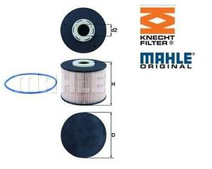 MAHLE/KNECHT Fuel Filter Peugeot 3008 308 407 5008 508 Expert 2.0 HDi