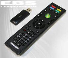 Medion PC Fernbedienung Remote Control RC-0617 mit USB Empf15m Media Center Neu