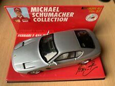 F1 1/43 Minichamps Michael Schumacher Ferrari F456 GT #27
