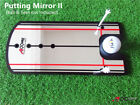 A99 Golf Putting Mirror II New Training Alignment Aid with Bag