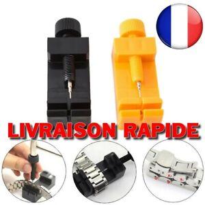 Montre Réglable Bracelet Lien Outil Réparation Broche Professionnel Kit Ajuster