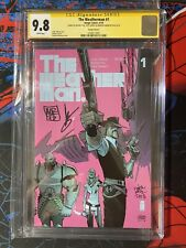 CGC SS 9.8 Weatherman # 1 Vol.1  Convention Cover F Andrew Robinson Variant
