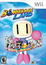 Bomberman Land WII New Nintendo Wii