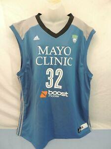 MAYO CLINIC, BOOST MOBILE, WNBA LYNX JERSEY, #32 REBEKKAH BRUNSON, SIZE 2XL