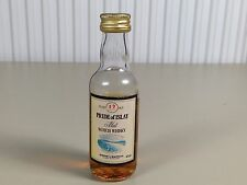 Mignonnette mini bottle non ouverte , whiskey whisky pride of islay 12 ans d'age