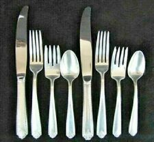 Westmorland Lady Hilton Service for 2  8 piece Flatware Sterling Silver c 1940