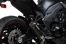 Kawasaki Z1000 Red Power Slip-on (Pair) Black Ceramic Scorpion Exhaust
