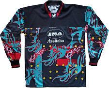 maglia Roma Cervone pazzagli INA ASSITALIA Uhlsport 1995-96 Asics match worn?