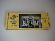 Whitmans Chocolates Tin - The Chocolate Store in a Box Advertising