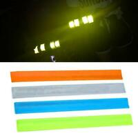 Reflective Arm Band Bracelet Strap Outdoor Sports Night Running Cycling Hot