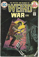 Weird War Tales #30-100 1974-1981 DC Comics [Choice]