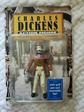 ACCOUTREMENTS CHARLES DICKENS WITH QUILL PEN ACTION FIGURE