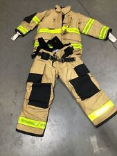 Tan Globe Firefighter Turnout Gear Full Set: Nfpa New other