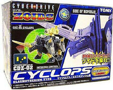 Cyber Drive Zoids Cyclops Cdz-02 - Brand New Japan Import Toy