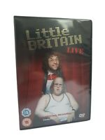 Little Britain - Live on DVD (2006)  NEW SEALED David Walliams, Matt Lucas
