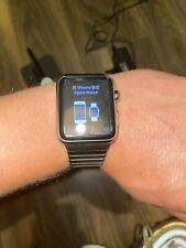 Apple Watch 1st Generation 42mm Stainless Steel With Accessories