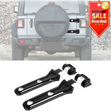 Tailgate Spare Tire Hinge Cover Trim For Jeep Wrangler Jl 2018 2019 Accessories