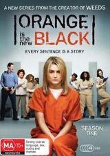 ORANGE IS THE NEW BLACK (COMPLETE SEASON 1 DVD SET - SEALED + FREE POST)
