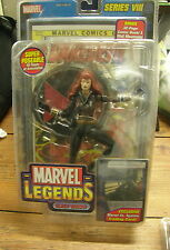 Toy Biz Marvel Legends Black Widow Action Figure Series VIII 2004 Pr231