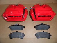 Mercedes AMG S63 S65 W222 C217 SL63 R231 C63 W205 GT E63 Bremsanlage Bremssattel