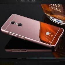 MIROIR / Miroir Pare-chocs en aluminium 2 pièces rose pour Xiaomi Redmi 5