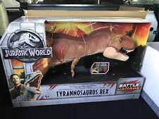 Jurassic World 2  Roarin' Super Colossal Tyrannosaurus Rex Battle Damage Variant