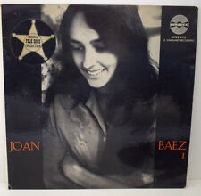 JOAN BAEZ I VINYLE 33 Tours France Amadeo AVRS 9113 1960 Mono
