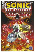 Sonic the Hedgehog Bad Guys #4 2020 Unread Hammerstrom Main Cover A IDW Comics