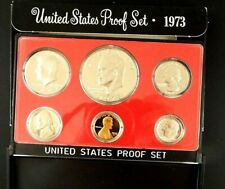1973 6 coin US Proof set