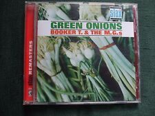 Booker T. & The M.G.s - Green Onions CD.Stax Remasters.