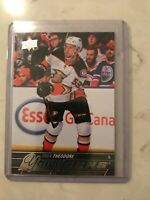 2015-16 UPPER DECK YOUNG GUNS SHEA THEODORE  ROOKIE CARD