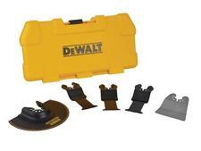 DEWALT - DT20715 Multi-Tool Accessory Blade Set 5 Piece - DT20715-QZ