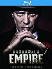 Boardwalk Empire - Season 3 Blu-ray 2013  Steve Buscemi Brand New Sealed
