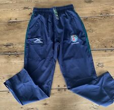 London Irish Player Issue Tracksuit Bottoms Size XL