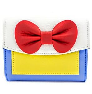Loungefly X DISNEY SNOW WHITE Cosiplay Wallet New in stock ❤💛💙