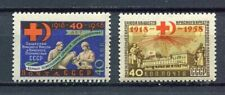 28173) RUSSIA 1958 MNH** Nuovi**  Red Cross - Red Crescent