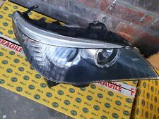 BMW E60 E61 5 SERIES LCI HEADLIGHT HALOGEN O/S Driver  SIDE