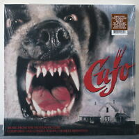 'CUJO' Soundtrack Ltd. Edition BLACK/BROWN Vinyl LP (Stephen King) NEW/SEALED