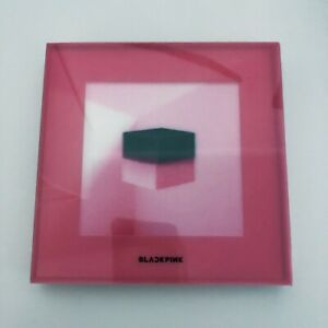 "BLACKPINK 1er Mini Álbum ""SQUARE UP"" (Pink ver.)"