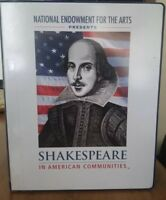 Shakespeare in American Communities National Endowment for the Arts DVD