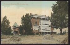Postcard SHERBROOKE Quebec/CANADA  Protestant Hospital view 1905?